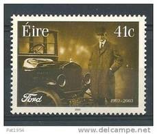 Irlande 2003 N°1519 Neuf ** Ford Automobiles - 1949-... République D'Irlande
