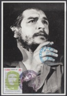TMA-229 CUBA 2005 MAXIM CARD ERNESTO CHE GUEVARA. 40 ANIV GUERRILLA EN EL CONGO. - Tarjetas – Máxima