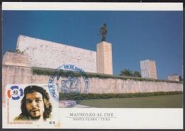 TMA-248 CUBA 2005 MAXIM CARD ERNESTO CHE GUEVARA. 40 ANIV GUERRILLA EN EL CONGO. - Tarjetas – Máxima
