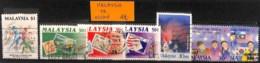 D - [825058]TB//O/Used-Malaisie - Malaysia (1964-...)