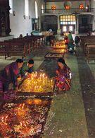 1 AK Guatemala * Innenansicht Der Kirche St. Tomas In Der Stadt Chichicastenango * Krüger Karte * - Guatemala