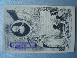 1905 Fêtes De La Célèbration De L'oeuvre Du CONGO : Hommage Et Reconnaissance à  Léopold II - Familles Royales