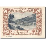 Billet, Autriche, Dhermühl, 30 Heller, Fleuve, SPL, Mehl:FS 127d - Austria