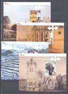 Año 2002 Hoja Nº 185/8 Patrimonio Mundial De La UNESCO - Hojas Bloque