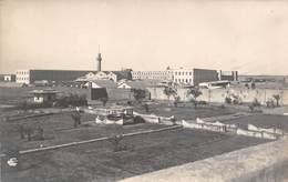 """M08111 """"GIARDINI INGLESI PRESSO LA CASERMA BERKA DI BENGASI-1° MAGGIO 1914""""   CART. POST. ORIG. NON SPEDITA - Libia"""