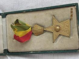 Ethiopia: Haile Selassie Medals Order Of Star Of Ethiopian Military Medal, Lion Of Judah - Medailles & Militaire Decoraties