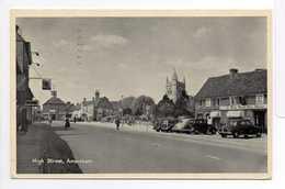 - CPSM AMERSHAM (Angleterre) - High Street 1966 - SERIES XCIV N° 2455 - - Buckinghamshire
