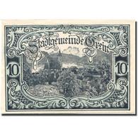 Billet, Autriche, Grein, 10 Heller, Village 1920-12-31, SPL Mehl:FS 276IIc - Austria