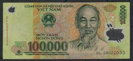 VIETNAM  P122c 10.000 DONG (20)06   VG-FINE - Vietnam