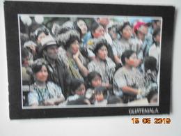 Nebaj, Guatemala. Mayans Watching Festival. Purple Moon G-31 Postmarked 2006. 16.5 X 11.5 Cm. - Guatemala
