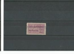 ALGERIE 1943 - YT 110 NEUF AVEC CHARNIERE * (MLH) GOMME D'ORIGINE TTB - Paketmarken