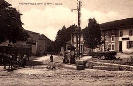 > [54] Meurthe Et Moselle >>FREMONVILLE - France