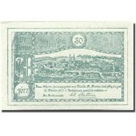 Billet, Autriche, St Florian, 30 Heller, Château, 1920 SPL Vert Mehl:FS 879Ib - Autriche