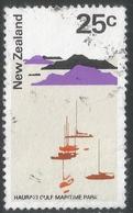 New Zealand. 1970 Definitives. 25c Used. SG 930b - New Zealand