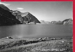 CARTOLINA VG ITALIA - GRESSONEY LA TRINITE (AO) - Lago Gabiet E Mont Nery - 10 X 15 - ANN. 1958 - Italia