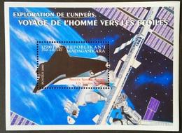 Madagascar 2000**Space Exploration ,MNH [6;12] - Raumfahrt