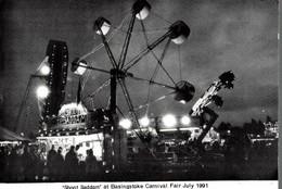 """""""SHOOT SADDAM"""" AT BASINGSTOKE CARNIVAL FAIR JULY 1991 - Autres"""