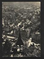 Karlovy Vary Tchéquie - Belle CPSM Photo Véritable - Dos Jauni - República Checa