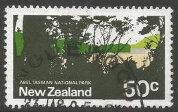 New Zealand. 1970 Definitives. 50c Used. SG 932 - New Zealand