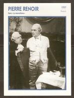 PORTRAIT DE STAR 1937 FRANCE - ACTEUR PIERRE RENOIR LA MARSEILLAISE - ACTOR CINEMA FILM PHOTO - Fotos