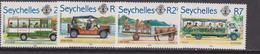 Seychelles - Trasportation Bus Car Set MNH - Bus