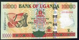 UGANDA P45c    10.000   SHILLINGS   2008  UNC. - Uganda