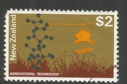 New Zealand. 1970 Definitives. $2 Used. SG 934 - New Zealand