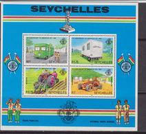 Seychelles - Farm Agricoltura Agriculture Sheet  MNH - Agricoltura