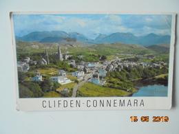 Clifden Connemara. John Hinde / Peter O'Toole JHPI24 Postmarked 1991 - 20.5 X 12 Cm. - Galway