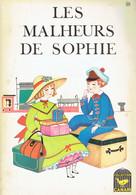 Les Malheurs De Sophie, Illustrations G. Gilly (Collection Canari, Charpentier, Paris, 16 Pages, 1965) - Livres, BD, Revues