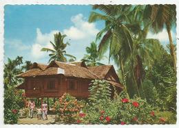 Philippines - Typical Nipa Hut In A Philipino Farm - Philippines
