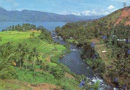 INDONESIE...SINGKARAK  LAKE - Indonesia