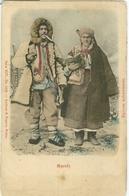 Hucuły; Trachten/Costumes - Not Circulated. - Ukraine