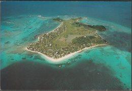 Palm Island, The Grenadines, C.1980s - George W Gardner Postcard - San Vicente Y Las Granadinas