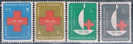 Indonesia 1953  -  Michel  103 / 406   ( Nuevos )  ( ** ) - Indonesia