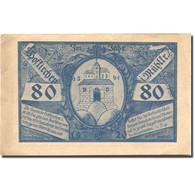 Billet, Autriche, Hofkirchen, 80 Heller, Château, 1920 SUP Mehl:FS 386Ia1 - Austria
