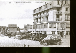 FORT MAHON HOTEL               JLM - Fort Mahon