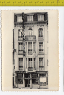 "BRUXELLES Café Hotel ""Ballon Nord"" FG NV SEE 2 SCANS Alosta, Bergenbier, Anker Ale, Pils Zeeberg, Birra, Beer - Bar, Alberghi, Ristoranti"