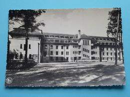 HOME Ste ODE - AMBERLOUP Vakantiecentrum Kristelijke Mutualiteiten ( Thill ) Anno 1967 ( Zie Foto's ) ! - Sainte-Ode