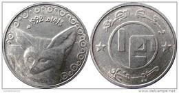 1/4 Dinar 1992 UNC KM 127 - Algeria