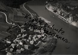 + KELHEIM, Stausacker, Donau, Bayern, Original, Seltenes Luftbild 1936, Nr. 26162, Format 18 X 13 Cm - Kelheim