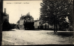 Cp Beynat Corrèze, La Place - Francia