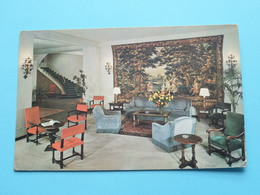 Hôtel AMIGO Bruxelles Le Hall ( Edit. V O G ) ( Voir / Zie Foto's ) Anno 1961 ! - Cafés, Hotels, Restaurants