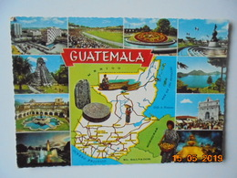 Guatemala. Multi Vues Et Carte. Progreso / Kruger 46 - Guatemala