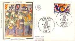 NB - [405268]B/TB//-France  - Raoul Dufy, Musique De La Douane Au Havre, Musique - Musique