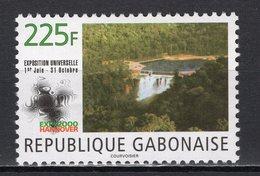 GABON - 2000 HANNOVER WORLD'S FAIR  M1172 - 2000 – Hanover (Germany)
