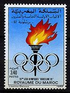 MARRUECOS 1992 - MARROC - MOROCCO - OLYMPICS BARCELONA 92 - YVERT 1126** MICHEL 1215 - SCOTT 744** - Verano 1992: Barcelona