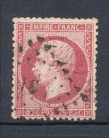 N°24 OBLITERATION AMBULANT - 1862 Napoleon III