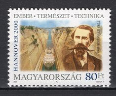 HUNGARY - 2000 HANNOVER WORLD'S FAIR  M1175 - 2000 – Hanovre (Allemagne)
