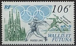 WALLIS ET FUTUNA 1992 - JJOO DE BARCELONA 92 - YVERT Nº 427 - MICHEL 614 - SCOTT 423 - Verano 1992: Barcelona